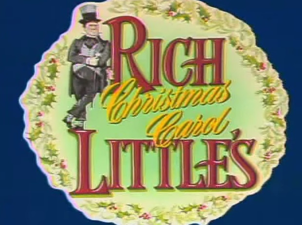 "Sunday Cinema – ""Rich Little's A Christmas Carol"" 